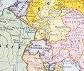 Europa en 1815, después del Congreso de Viena