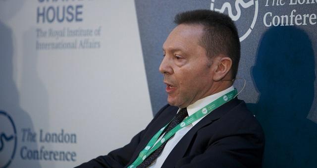 Yannis Stournaras (CC - Wikimedia)