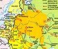 Intervenciones militares occidentales en el oeste de Rusia en 1919 y 1920 (hacer clic sobre la imagen para agrandar)