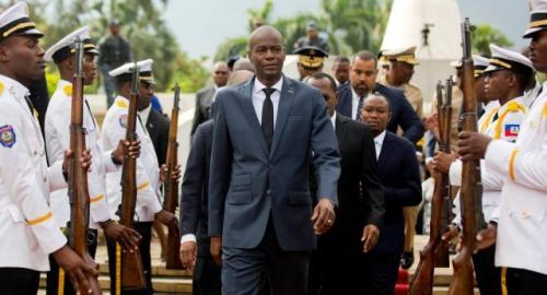 Haití: el asesinato de Moïse y la política de río revuelto